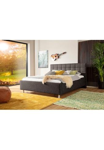 ADA trendline Polsterbett »Kadira«, wahlweise mit Matratze und Lattenrost, in... kaufen