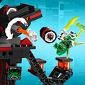 LEGO® Konstruktionsspielsteine »Tempel des Unsinns (71712), LEGO® NINJAGO®«, (810 St.), Made in Europe