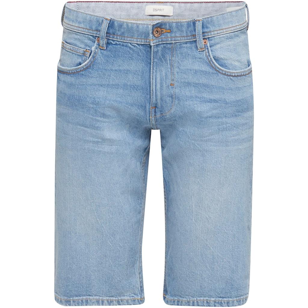 Esprit Shorts, leicht vorgewaschen