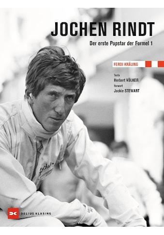 Buch »Jochen Rindt / Ferdi Kräling« kaufen