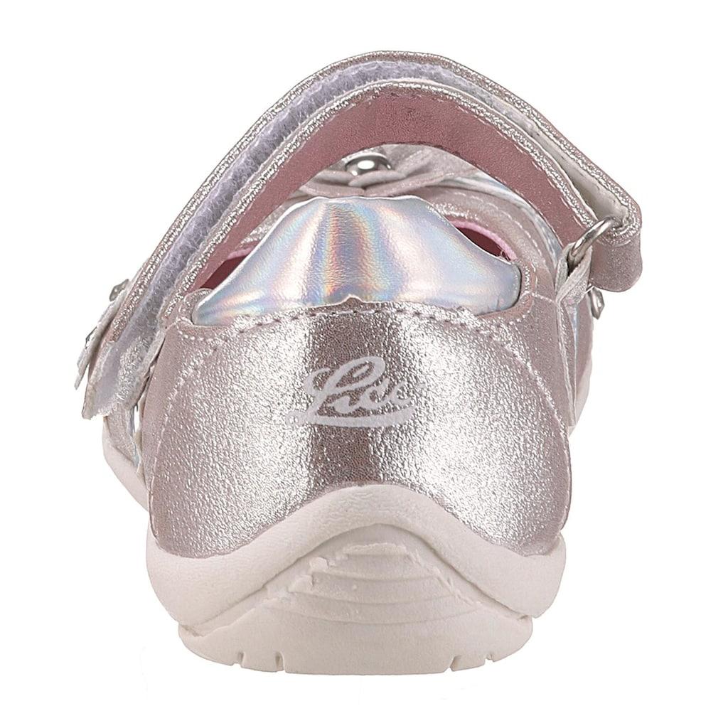 Lico Ballerina »Mona V«, mit verstellbarem Klettverschluss