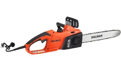 DOLMAR Elektro - Kettensäge »ES 43 TLCX - 40«, 40 cm Schwertlänge, inkl. 2. Kette kaufen