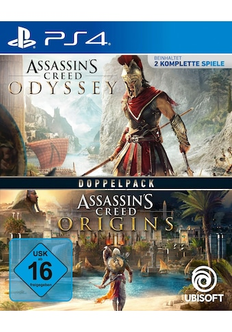 Assassin's Creed Odyssey + Origins PlayStation 4 kaufen