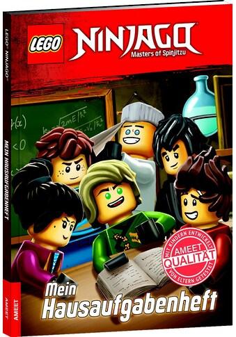 Buch »LEGO® NINJAGO® Mein Hausaufgabenheft / DIVERSE« kaufen