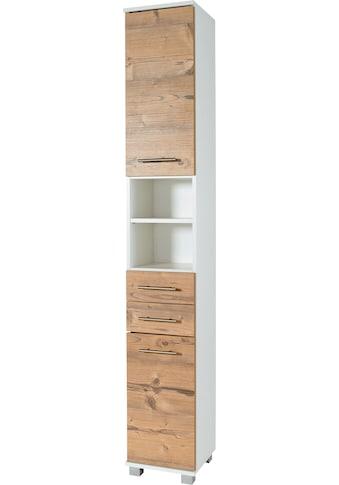 Schildmeyer Hochschrank »Palermo«, Breite 30 cm, verstellbare Einlegeböden, 2... kaufen