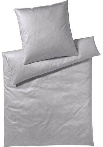 Yes for Bed Bettwäsche »Solid«, in verschiedenen Farben kaufen