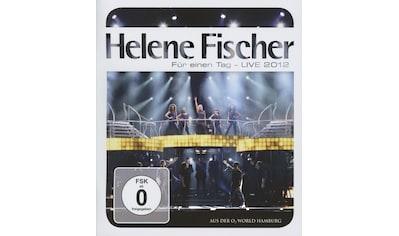 Musik - CD Für Einen Tag - Live (Blu / Fischer,Helene, (1 Blu - Ray Video) kaufen