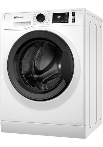 BAUKNECHT Waschmaschine »WM Elite 811 C«, WM Elite 811 C, 8 kg, 1400 U/min kaufen