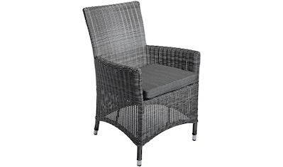 DESTINY Sessel »Santos«, Polyrattan, inkl. Auflage kaufen