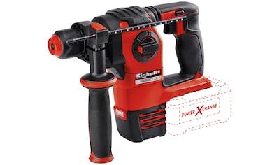 EINHELL Akku - Bohrhammer »HEROCCO«, Power X - Change, 30 mm, SDS+, ohne Akku & Ladegerät kaufen