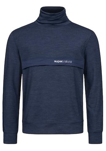 SUPER.NATURAL Sweatshirt »M ALPINE TURTLE« kaufen