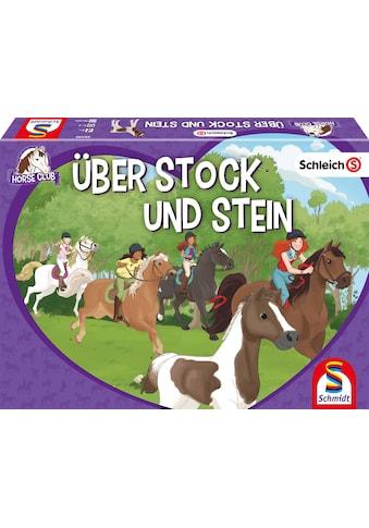 """Schmidt Spiele Spiel, """"Schleich® Horse Club  -  Über Stock und Stein"""" kaufen"""