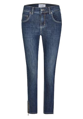 ANGELS Skinny-fit-Jeans, mit modischen Details kaufen