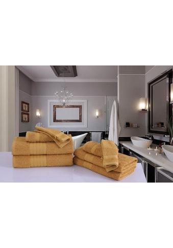 Handtuch Set, »Uni«, good morning (Set) kaufen