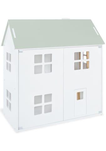 Pinolino® Puppenhaus »Femke«, FSC®-Holz aus gewissenhaft bewirtschafteten Wäldern kaufen