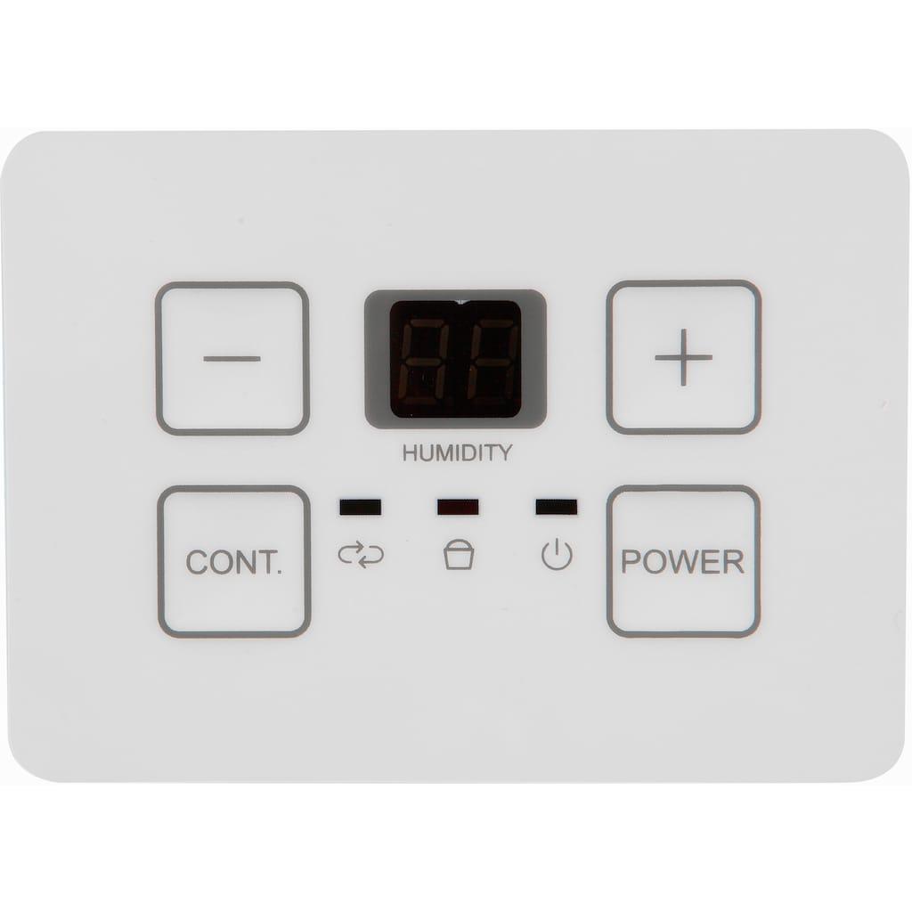 comfee Luftentfeuchter »MDDN-12DEN7«, für 50 m³ Räume, Entfeuchtung 12 l/Tag, Tank 2,1 l