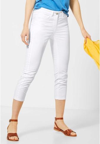 Cecil 7/8-Hose »Style Vicky«, Slim-Fit-Basic-Hose kaufen