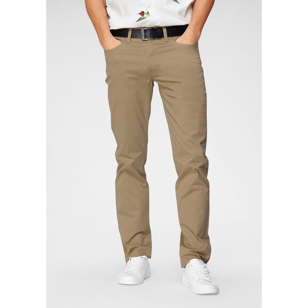 Levi's® 5-Pocket-Jeans, mit großem Logo-Badge