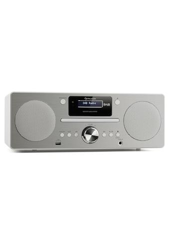 Auna Micro Anlage Digitalradio UKW Tuner DAB+ Radio CD Player USB »Harvard« kaufen