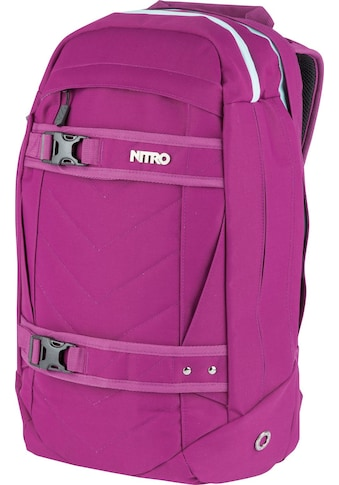 NITRO Laptoprucksack »Aerial, Grateful Pink« kaufen