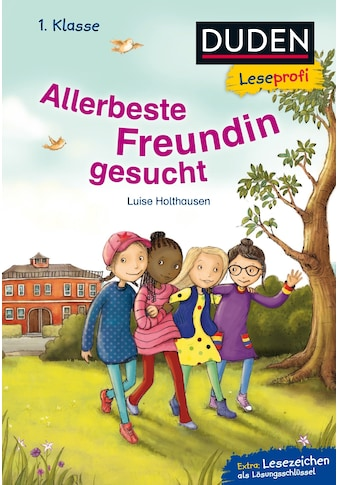 Buch »Duden Leseprofi - Allerbeste Freundin gesucht, 1. Klasse / Luise Holthausen,... kaufen