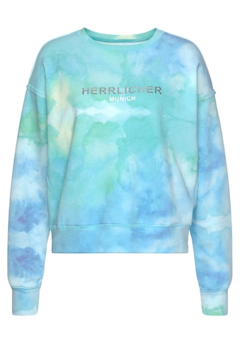 Herrlicher Sweatshirt »CARRIE«, im Batik-Look kaufen