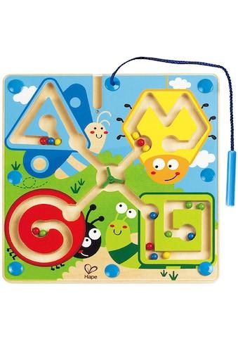 Hape Spiel »Magnetlabyrinth Kleine Tierwelt« kaufen