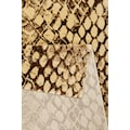 Wecon home Teppich »Snake«, rechteckig, 8 mm Höhe, Wohnzimmer