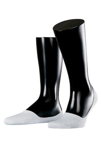Esprit Füßlinge »Basic Uni 2-Pack«, (2 Paar), aus hautschmeichelnder Baumwolle kaufen