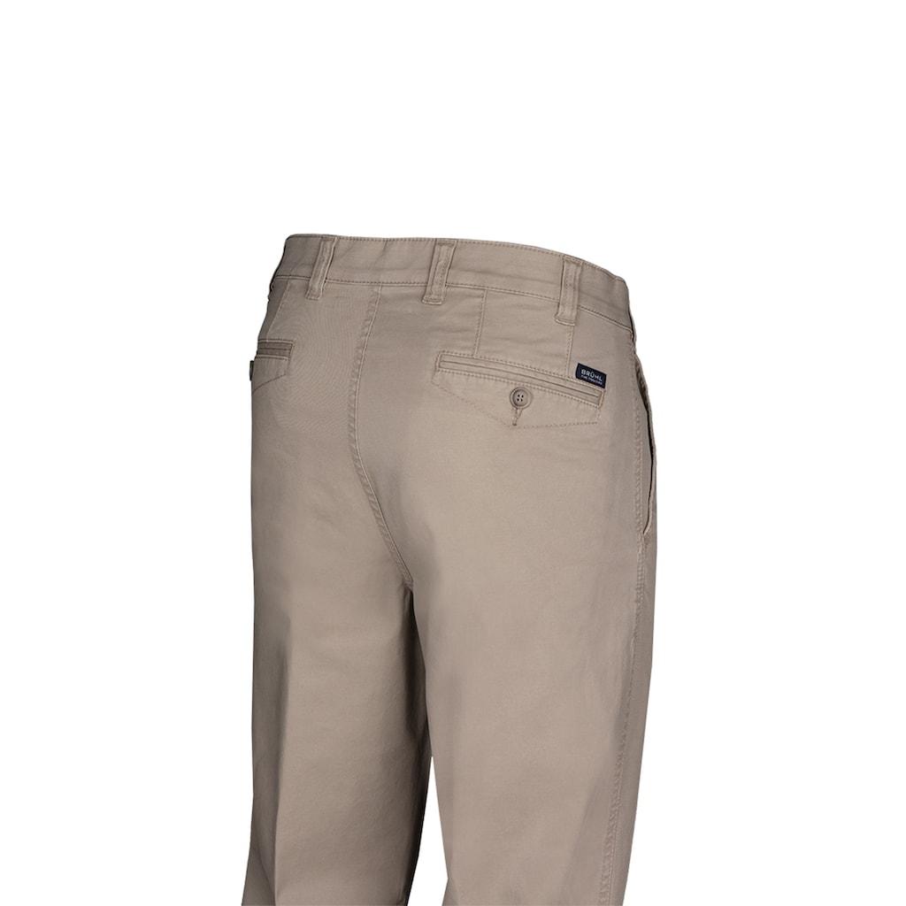 Brühl Hose in Baumwoll-Stretch-Qualität