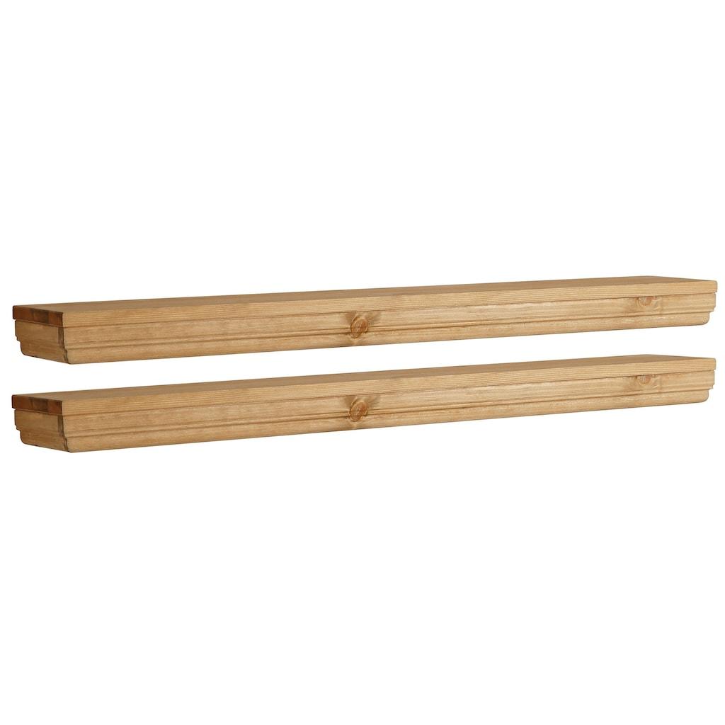 Home affaire Wandboard »Vilma«, Breite 89 cm, 2er Set