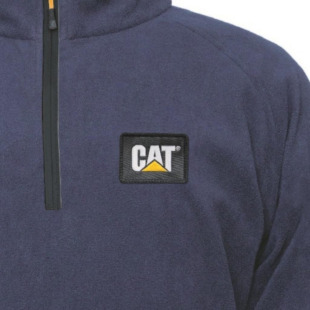 CATERPILLAR Fleecepullover »Herren AG Fleece-Sweatshirt«
