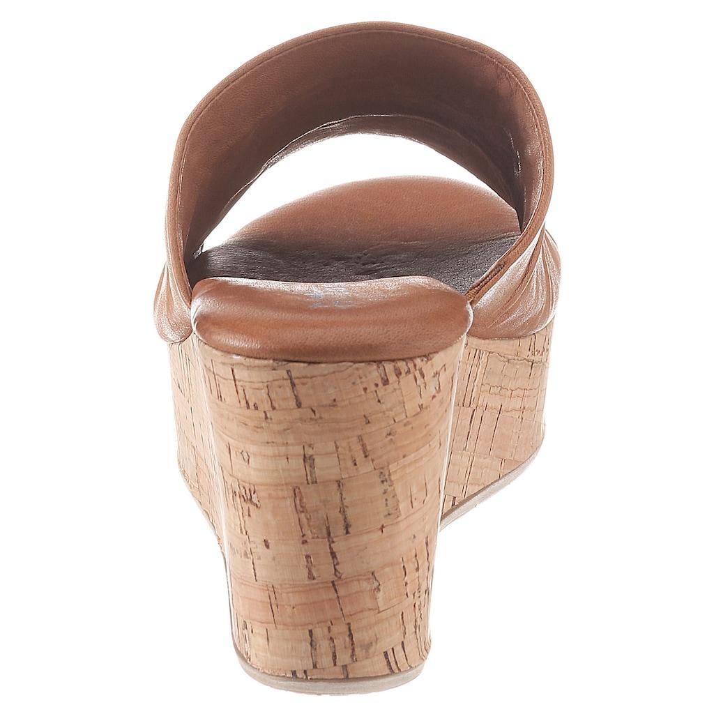 Tamaris Pantolette »Daiane«, mit breiter Bandage