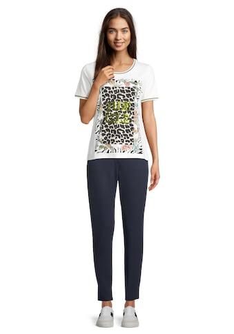 Betty Barclay Kurzarmshirt »mit Aufdruck« kaufen