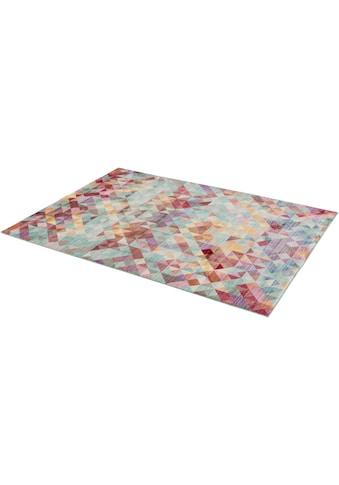SCHÖNER WOHNEN-Kollektion Teppich »Shining 1«, rechteckig, 5 mm Höhe, Besonders weich... kaufen