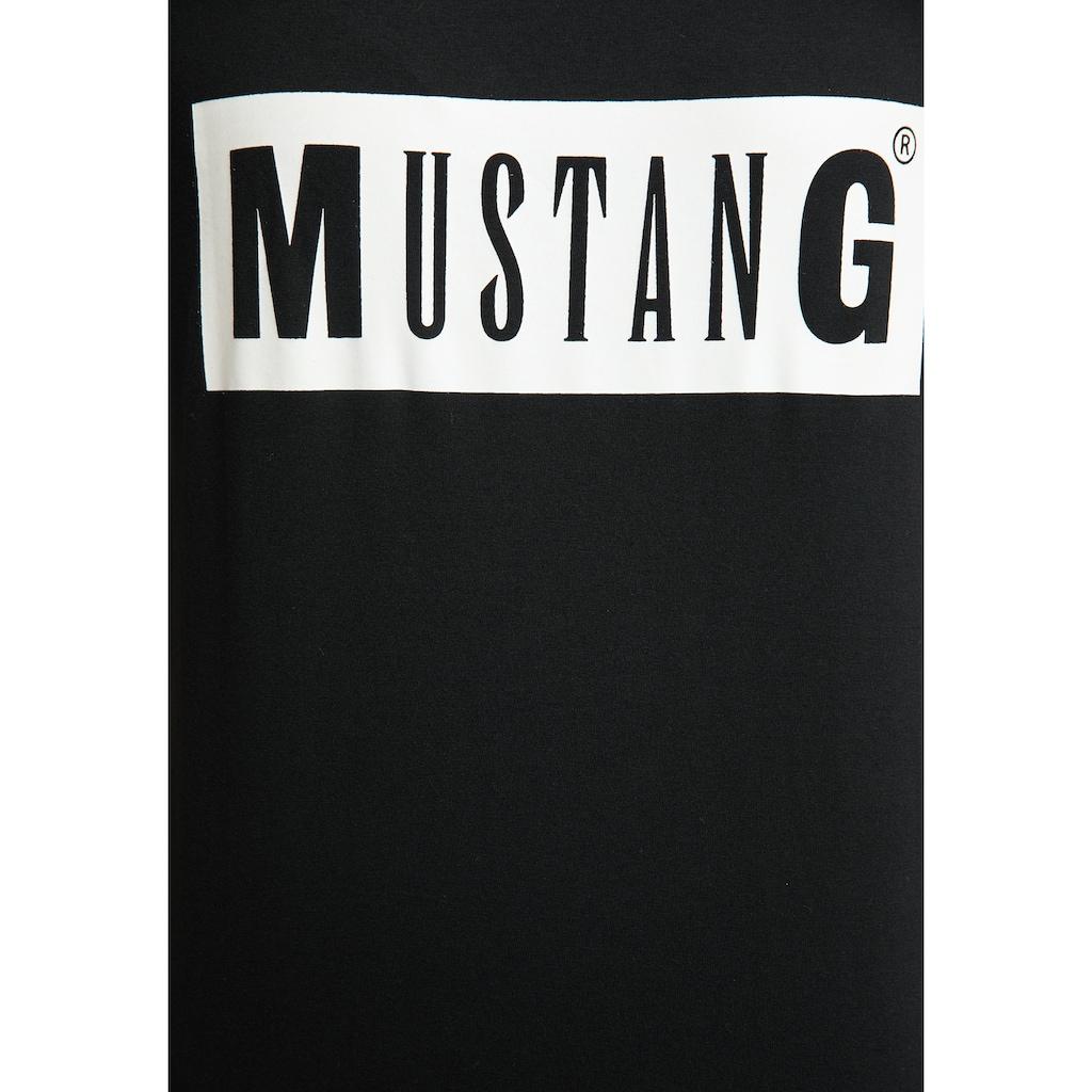 MUSTANG T-Shirt »Alina C Logo Tee«