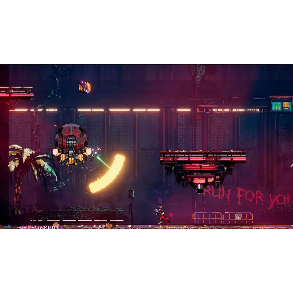 Spiel »Black Future 88«, Nintendo Switch