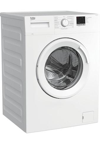 BEKO Waschmaschine »WML61023NR1«, WML61023N1, 6 kg, 1000 U/min kaufen