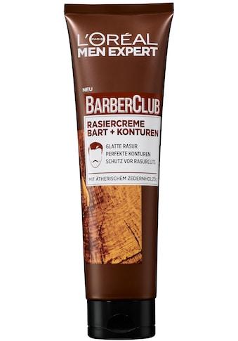 "L'ORÉAL PARIS MEN EXPERT Rasiercreme ""Barber Club Rasurgel"" kaufen"