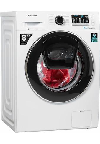 Samsung Waschmaschine AddWash WW5500 WW80K5400UW/ EG kaufen