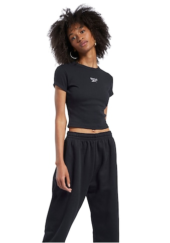 Reebok Classic T-Shirt »CL WDE RIBBED TEE« kaufen