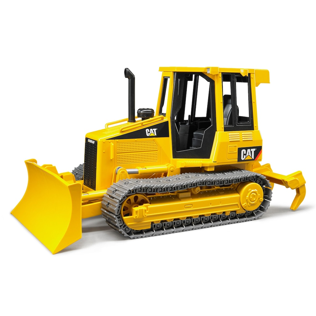 Bruder® Spielzeug-Baumaschine »CAT Kettendozer«, Made in Germany