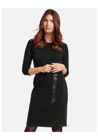 GERRY WEBER Kleid Gewirke »Jerseykleid mit Gürtel« kaufen