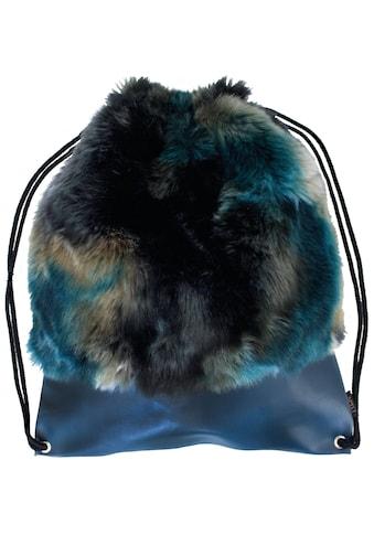 Fellkissen, »Matchbag«, APELT kaufen