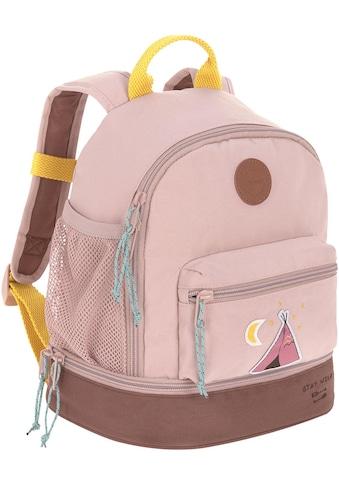 Lässig Kinderrucksack »Mini Backpack Adventure Tipi« kaufen