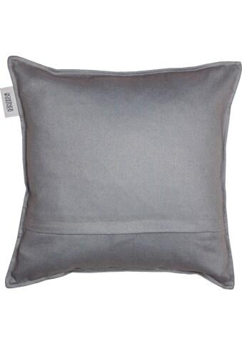 SCHÖNER WOHNEN-Kollektion Kissenbezug »Chill«, (1 St.), mit Stehsaum kaufen