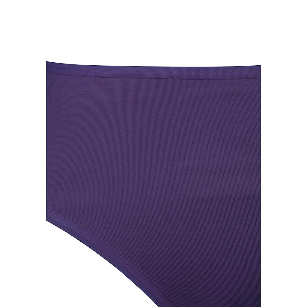 Go in Jazz-Pants Slips, (10 St.), in frischen Uni-Farben