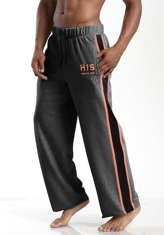 H.I.S Relaxhose, aus weicher Sweatware kaufen