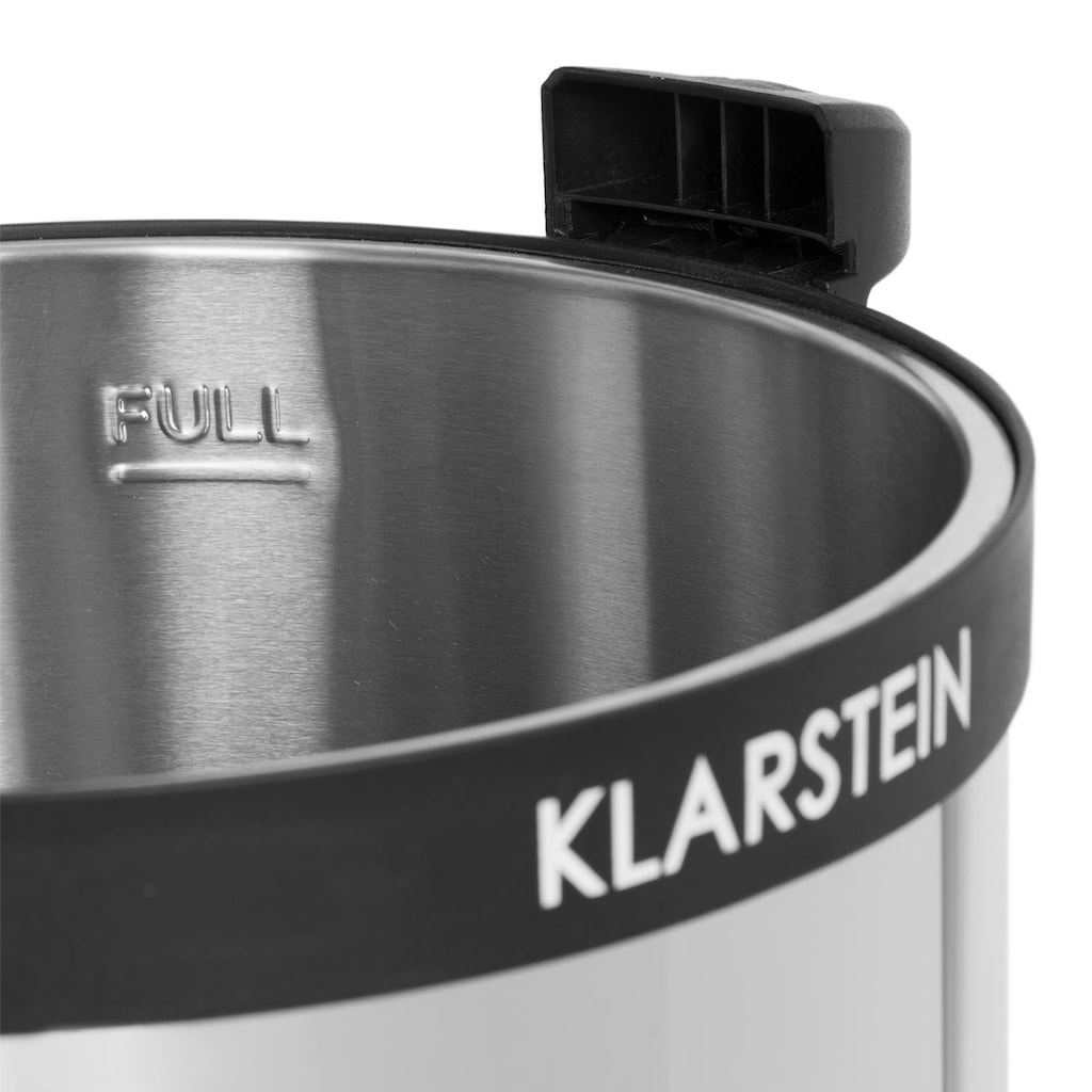 Klarstein Klarstein Füllhorn Maischekessel 2500W 30l LED-Display Timer 304