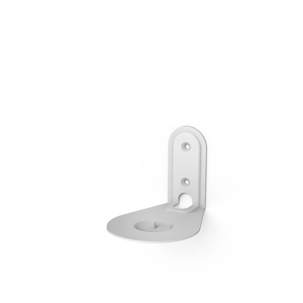 Hama Wandhalterung für Amazon Echo Plus (2. Generation), Metall